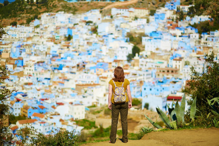 Guia local de Chaouen